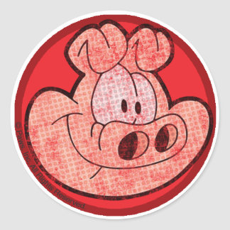Orson the Pig Stickers