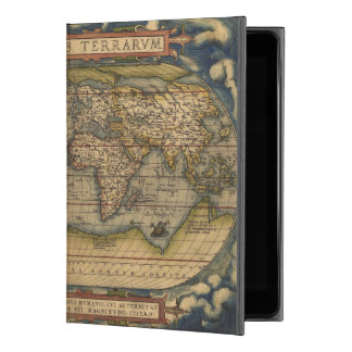 "Ortelius Form of the World Map iPad Pro 9.7"" Case"