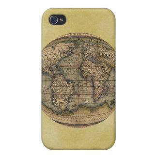 Ortelius World Map iPhone 4 Cover