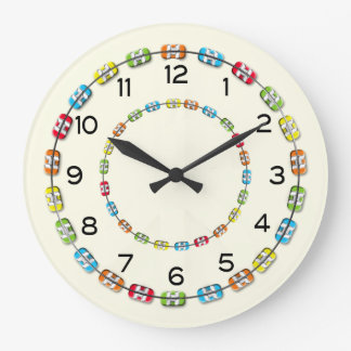 Orthodontic Braces Office Clock