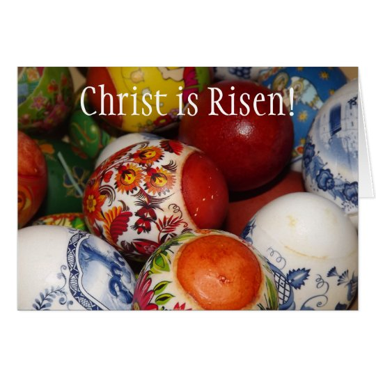 Orthodox Easter/Pascha card