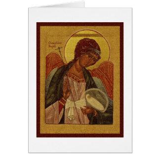 Orthodox Guardian Angel Cards