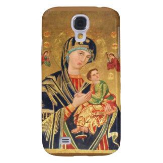 Orthodox ICON Serene Madonna Galaxy S4 Case