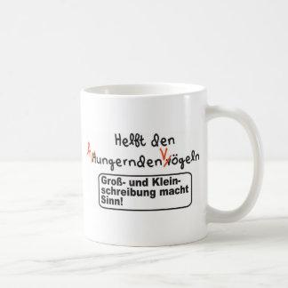 Orthography Coffee Mug