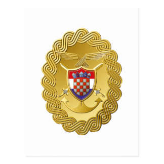 Oružane snage Hrvatska Postcards