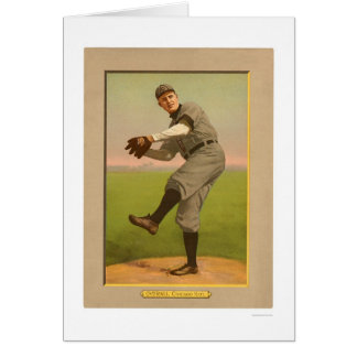 Orval Overall Cubs Baseball 1911 Card