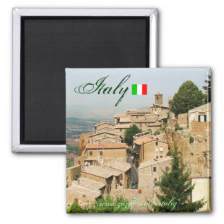 Orvieto Italy cool magnet design