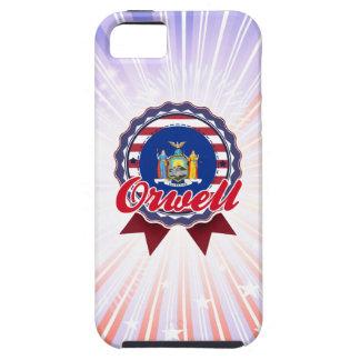 Orwell NY iPhone 5 Case