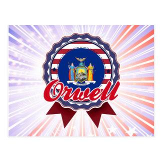 Orwell, NY Post Card