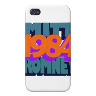 Orwell png iPhone 4 cover