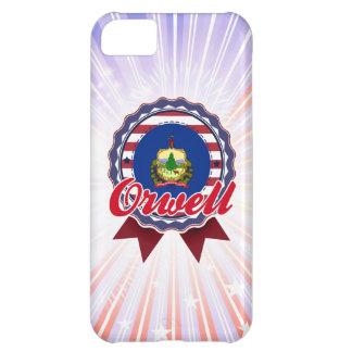 Orwell VT iPhone 5C Cases