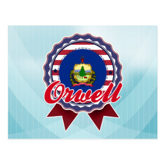 Orwell, VT Post Card