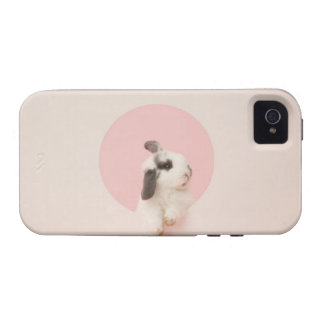Oryctolagus cuniculus vibe iPhone 4 covers