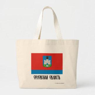Oryol Oblast Flag Tote Bag