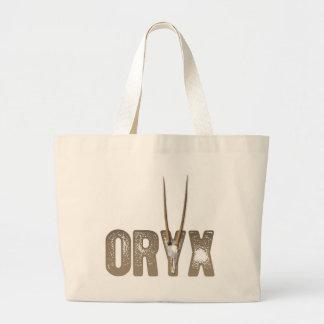 Oryx - beast of the desert / Namibia Africa Skull Bags