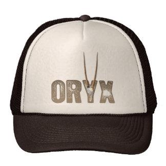 Oryx - beast of the desert / Namibia Africa Skull Cap