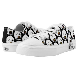 OS By Design Logo Foot Wear Printed Shoes