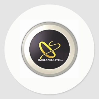 OS By Design Logo Sticker