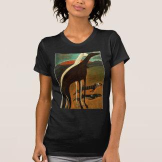 Os galgos by Amadeo de Souza-Cardoso T-shirts