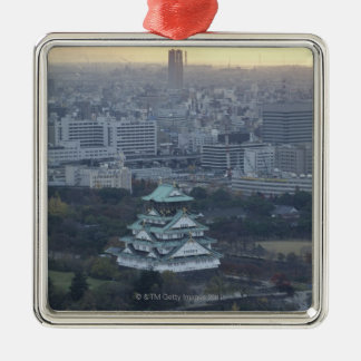 Osaka Castle Christmas Ornament