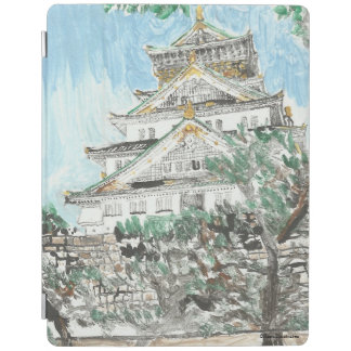 Osaka Castle Japan iPad Case