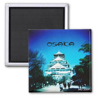 Osaka Castle Magnet