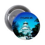 Osaka Castle pin