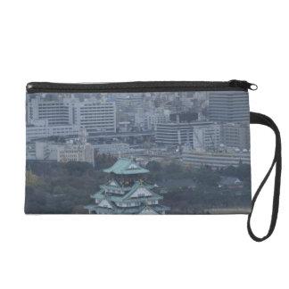 Osaka Castle Wristlet