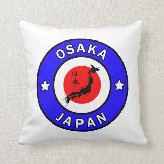 Osaka Japan pillow Cushion