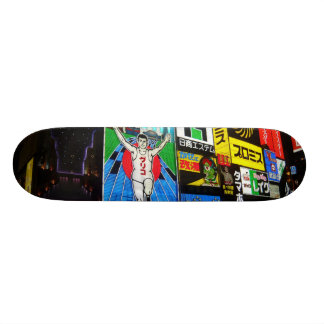 osaka japan sk8 custom skate board