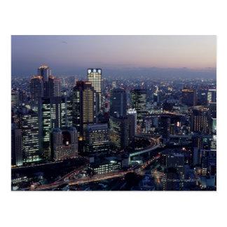 Osaka Prefecture Postcard