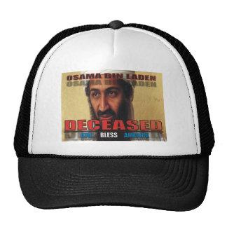 OSAMA DEAD CAP