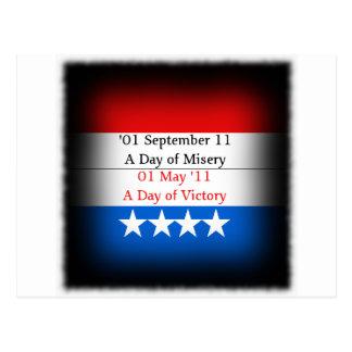 Osama Victory Postcard
