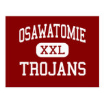 Osawatomie - Trojans - High - Osawatomie Kansas