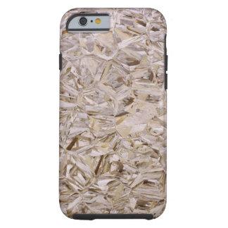 OSB Construction Plywood Print Tough iPhone 6 Case