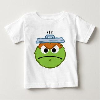 Oscar Angry Face Baby T-Shirt
