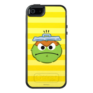 Oscar Angry Face OtterBox iPhone 5/5s/SE Case
