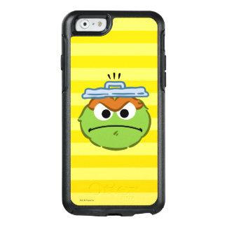 Oscar Angry Face OtterBox iPhone 6/6s Case