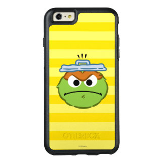 Oscar Angry Face OtterBox iPhone 6/6s Plus Case
