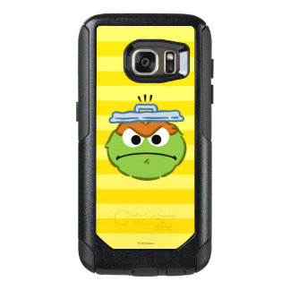 Oscar Angry Face OtterBox Samsung Galaxy S7 Case
