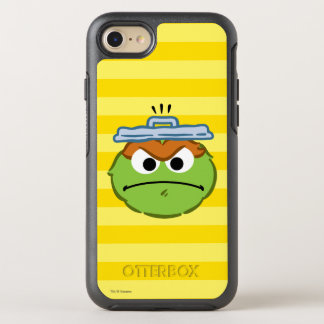 Oscar Angry Face OtterBox Symmetry iPhone 8/7 Case