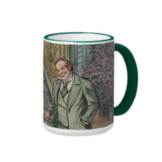 Oscar Diggs Mugg. Coffee Mugs