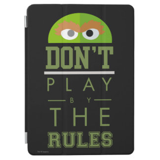 Oscar Don't Play by Rules iPad Air Cover