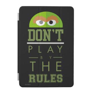Oscar Don't Play by Rules iPad Mini Cover