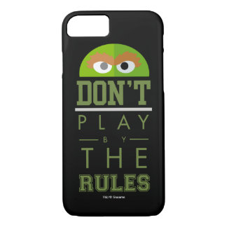 Oscar Don't Play by Rules iPhone 8/7 Case