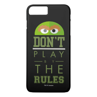 Oscar Don't Play by Rules iPhone 8 Plus/7 Plus Case