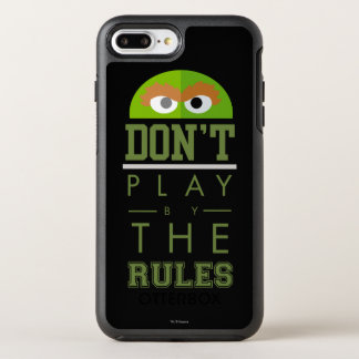 Oscar Don't Play by Rules OtterBox Symmetry iPhone 8 Plus/7 Plus Case