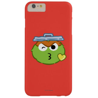 Oscar Face Throwing a Kiss Barely There iPhone 6 Plus Case