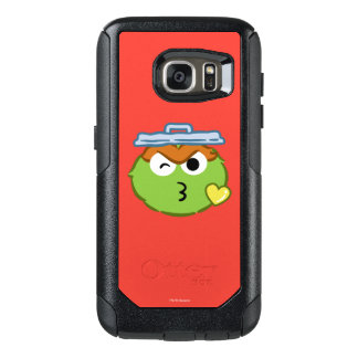 Oscar Face Throwing a Kiss OtterBox Samsung Galaxy S7 Case
