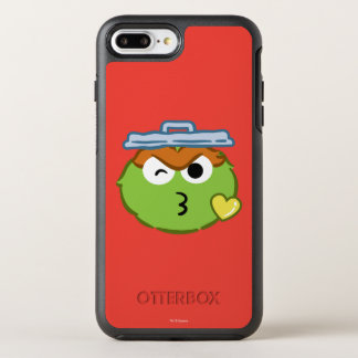 Oscar Face Throwing a Kiss OtterBox Symmetry iPhone 8 Plus/7 Plus Case